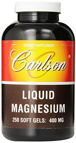 Carlson magnésium liquide, 250