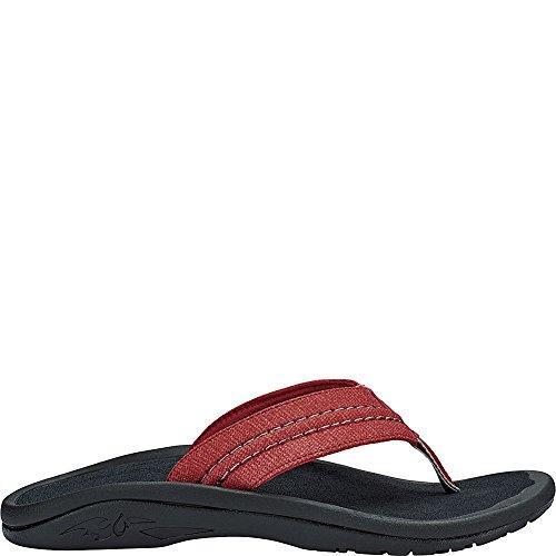 100% authentic online outlet shop for OluKai Hokua Mesh Sandals - Men's Red Mud sE4GK7z9Q