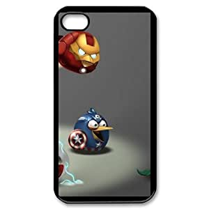 Angry Birds For iPhone 4,4S Csae protection phone Case ER973066
