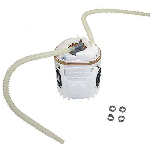 Fuel Pump with Strainer Set Replacement for Volkswagen Cabrio Corrado Jetta Passat 1H0 919 651 P E8394M (Pump Volkswagen Fuel Housing)
