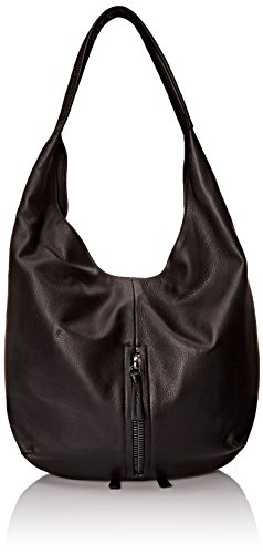 Mackage Noya All Around Zipper Hobo Bag - Black - One Size