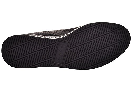Diadora Zapatillas Para Hombre Negro Negro