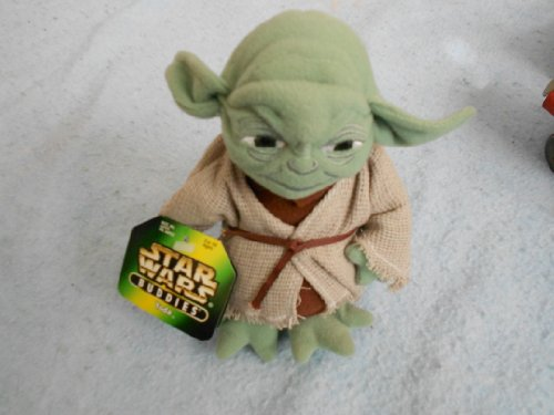 Star Wars Yoda Plush Buddies -