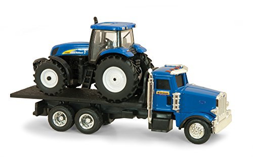 Ertl Collectibles New Holland Dealer Truck with T7030 Tractor from Ertl Collectibles