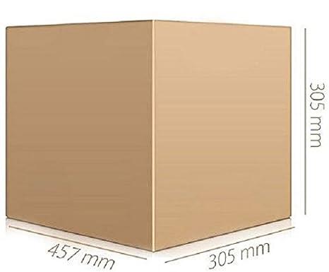 marr/ón Paquete de 15 cajas de cart/ón Ambassador Wall Carton