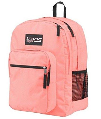 Trans Jansport Backpack Supermax Pink Pansy
