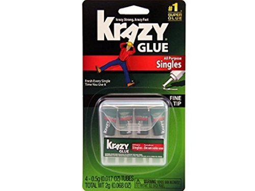 krazy-glue-krazy-glue-single-use-tubes-w-storage-case-4-ct