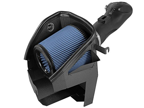 aFe Power Magnum FORCE 54-11872-1 Ford Diesel Truck 11-15 V8-6.7L (td) Performance Intake System (Oiled, 5-Layer Filter)