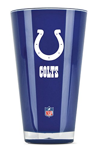 (NFL Indianapolis Colts 20oz Insulated Acrylic Tumbler)