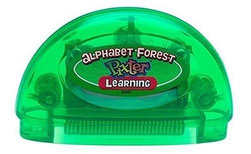 UPC 027084018660, Pixter Color Rom Alphabet Forest