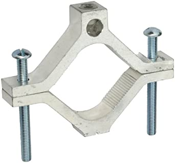 Aluminum ground clamp 2 12 4 water pipe size 250 6 ground aluminum ground clamp 2 12quot 4quot water pipe size greentooth Image collections