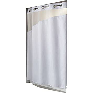 Hookless Holiday Inn Shower Curtain 71 X 77quot
