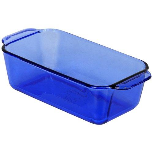 Pyrex Bakeware Loaf Dish, Cobalt