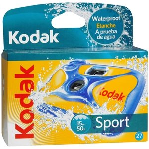 Polaroid Waterproof Camera 800 Speed