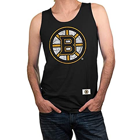 - 41VF2JMh yL - Calhoun NHL Men's Team Logo Tank Top