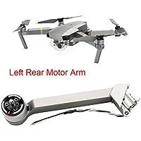 Rucan Body Frame Kit Left Rear Motor Arm Repair Parts For DJI Mavic Pro Drone (B)