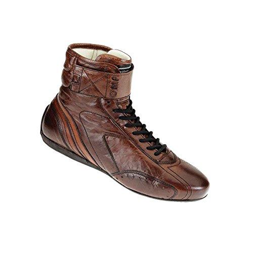 OMP IC//78201445 Carrera Shoes, Dark Brown, Size 45