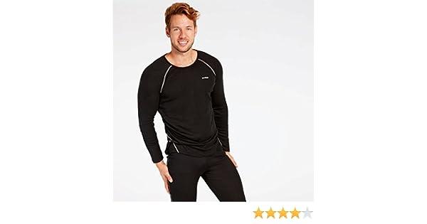 Camiseta Interior Térmica Negra Boriken (Talla: 2XL): Amazon.es: Deportes y aire libre