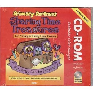 Primary Partners - Sharing Time Treasures - I Will Follow God's Plan for Me
