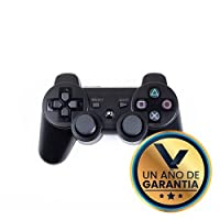 Control Inalámbrico Bluetooth Negro para PlayStation 3