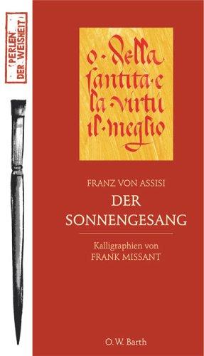 Der Sonnengesang (O. W. Barth im Scherz Verlag)