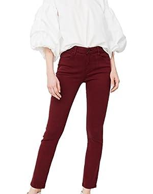 Mango Women's Soft Skinny Jeans