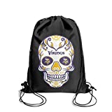 Cool Drawstring Backpack Bags Sport Gym Cinch Bag Tote Sack For Travel