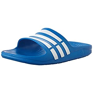 adidas Performance Kids' Duramo Slide Sandal (Toddler/Little Kid/Big Kid)