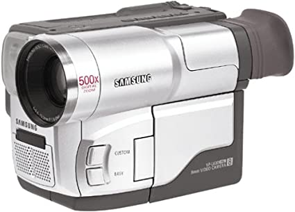 amazon com samsung scl610 hi8 camcorder with 2 5 lcd tft monitor rh amazon com