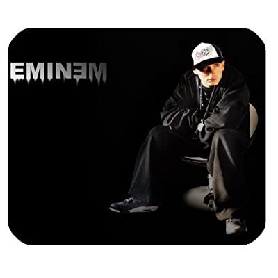 Custom Standard Rectangle Gaming Mousepad - Eminem Mouse Pad WRM-441