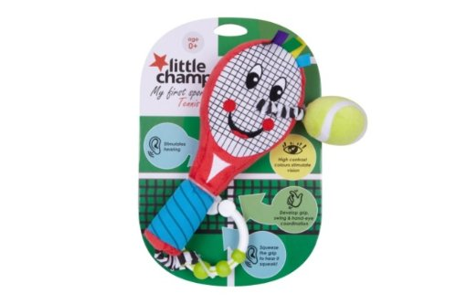 Amazon.com: Little Champ Baby raqueta de tenis: Computers ...