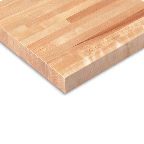 Relius Solutions 1-3/4'' Butcher Block Birch Top By John Boos - 72X30'' - Square Edge