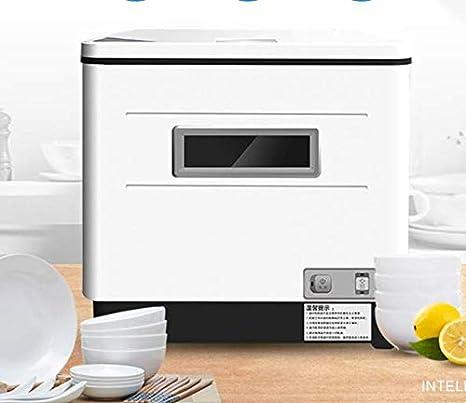 YANGSANJIN Lavavajillas Compacto para encimera, 6 lavaplatos ...