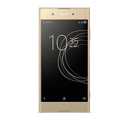 Sony G3423 (Gold) Xperia XA1 Plus - Unlocked Smartphone - 5.5
