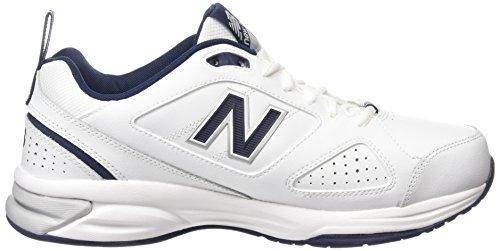 Para 624 Deportivas Balance New Blanco Hombre Zapatillas Interior xZOvRwn