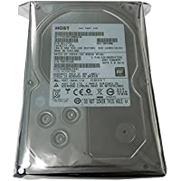 HGST Ultrastar 7K4000 (0F17731) 3TB 64MB Cache 7200RPM SATA III 6.0Gb/s 3.5' Heaty-Duty Internal Hard Drive for CCTV DVR, NAS, PC/MAC (Certified Refurbished)