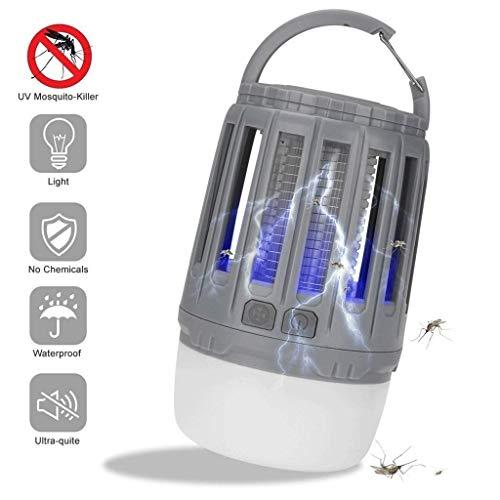 WMWZ Upgraded Bug Zapper with UV Light...
