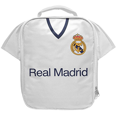 Official Real Madrid FC Kit Lunch Bag by Real Madrid FC