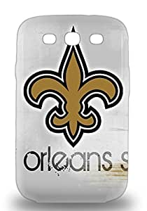 Premium Galaxy NFL New Orleans Saints Case For Galaxy S3 Eco Friendly Packaging ( Custom Picture iPhone 6, iPhone 6 PLUS, iPhone 5, iPhone 5S, iPhone 5C, iPhone 4, iPhone 4S,Galaxy S6,Galaxy S5,Galaxy S4,Galaxy S3,Note 3,iPad Mini-Mini 2,iPad Air )