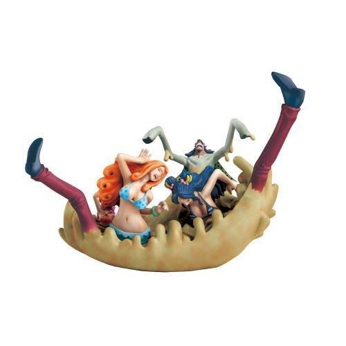 Fishman Island Chapter of One Piece ONE PIECE LOGBOX mayhem