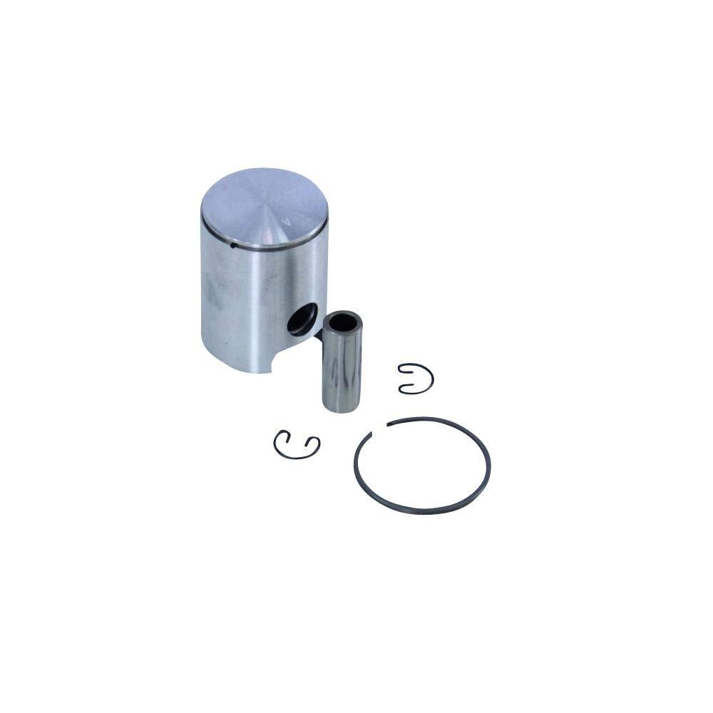 Kolbenclips Z/ündapp Kolben Set 50ccm 39 mm Toleranz A inklusive L-f/örmigen Ring Kolbenbolzen