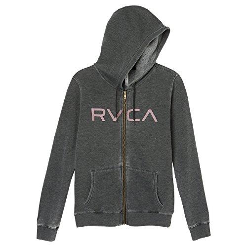 RVCA Big Women's Zip Hoody - Black - S