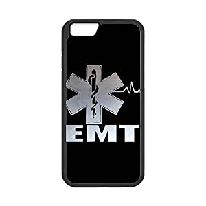 Custom TPU case with Image from EMT EMS set Medical Rescue Snap-on cover for iphone with iphone 6 4.7 long