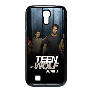 QSWHXN Customized Teen Wolf Pattern Protective Case Cover Skin for Samsung Galaxy S4 I9500