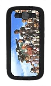 Designer Samsung Galaxy S3 I9300 case Final fantasy xi, case for Samsung Galaxy S3 I9300