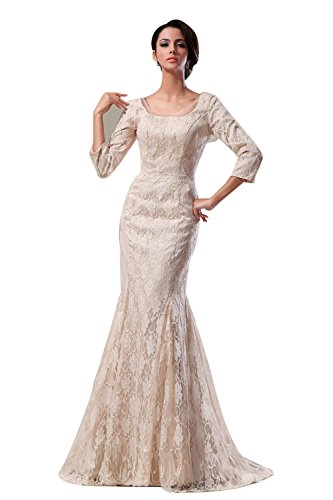 Used, New Sposa Floor Length Lace Mother of Brides Wedding for sale  Delivered anywhere in USA