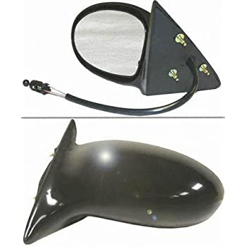 Power Door Mirror LH Left Driver Side for 02-05 Pontiac Grand Am