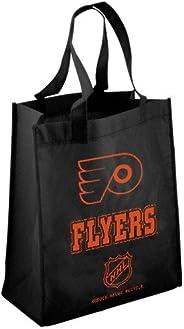 NHL Philadelphia Flyers Unisex Reusable Grocery Tote BAGREUSABLE Grocery Tote Bag, Team Color, OS