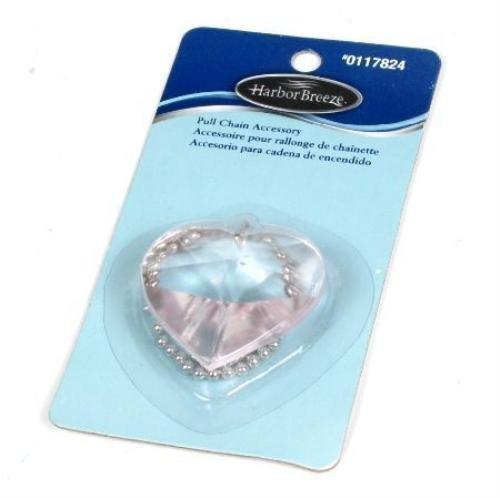 Harbor Breeze Heart Fan Pull Chain 0117824