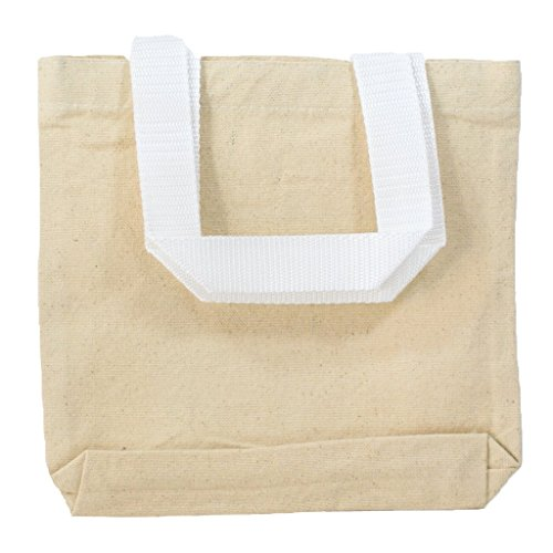 Eco Canvas Tote - 8